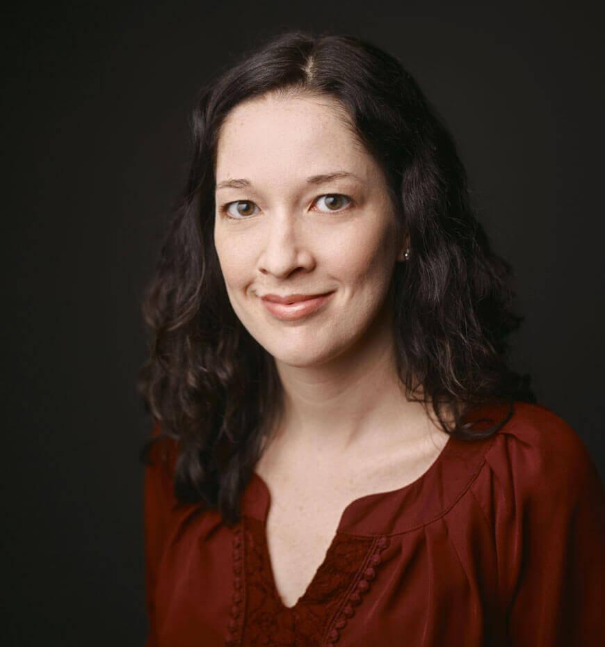 Kimberly McGreevy Educational Programming Coordinator